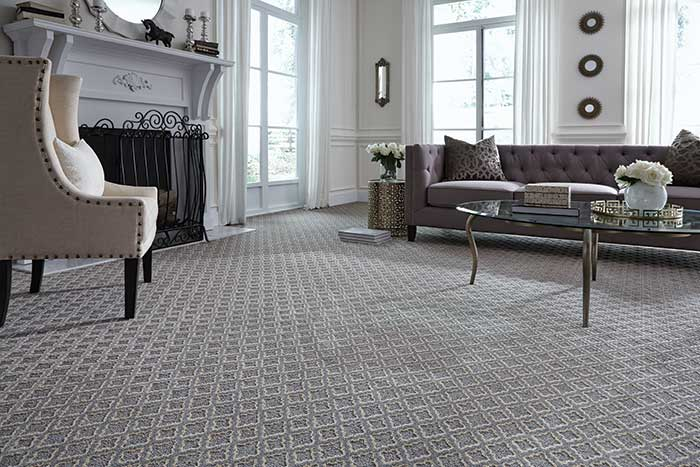Look of Your Home With Carpet Floor Coverings